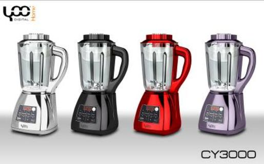 Un blender chauffant chez yoo blanc brun electrom nager - Blender smoothie pas cher ...