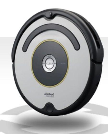 aspirateur robot irobot roomba 620. Black Bedroom Furniture Sets. Home Design Ideas