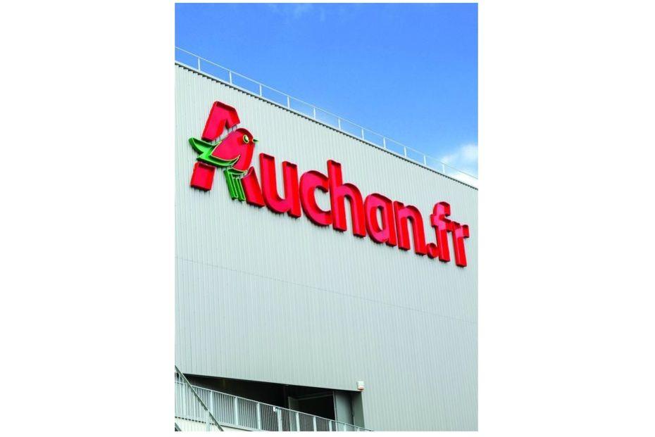 Carte Groupe Auchan.La Nouvelle Organisation Du Groupe Auchan A