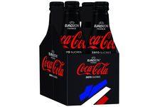 Coca-Cola en panier