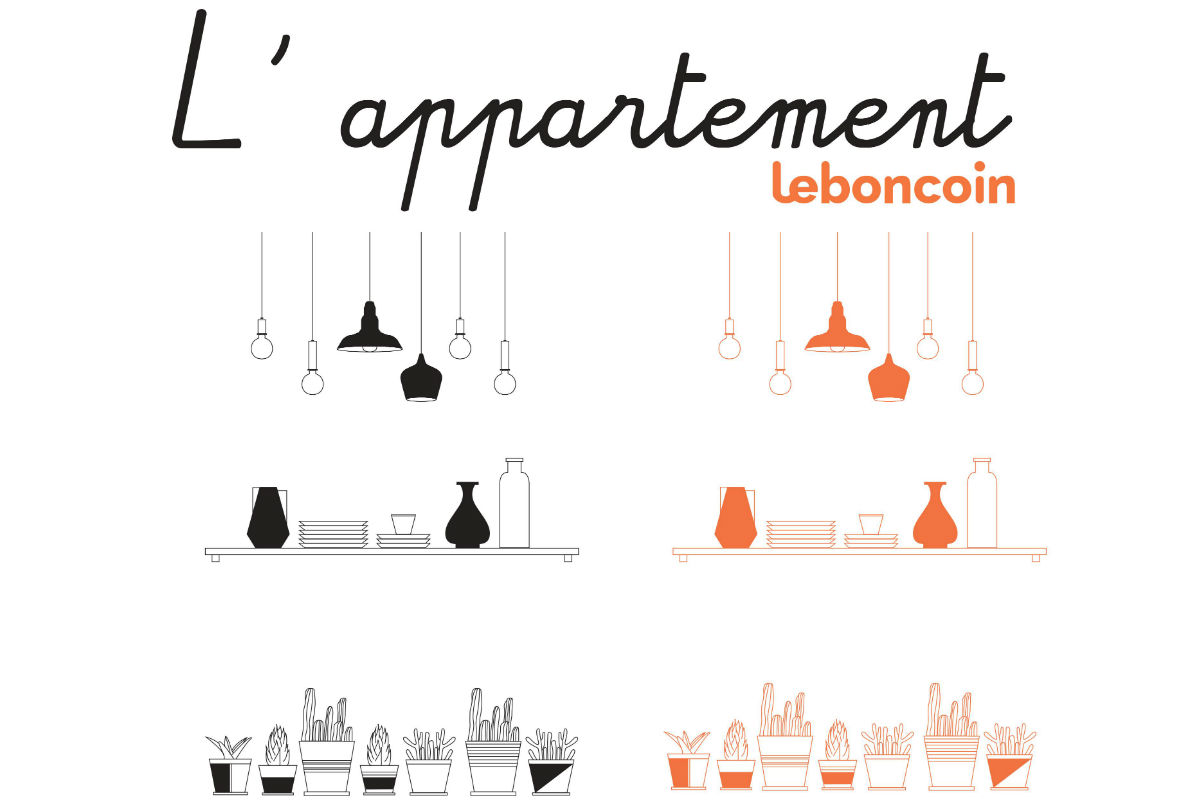 leboncoin lance son appartement. Black Bedroom Furniture Sets. Home Design Ideas
