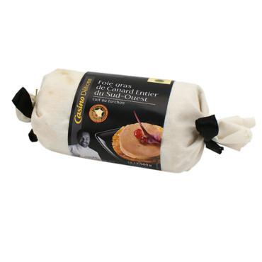 Foie gras de canard sud ouest cuit au torchon larnaudie de - Foie gras au torchon maison ...