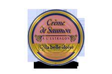 Crème de saumon à l'estragon de La Belle-Iloise