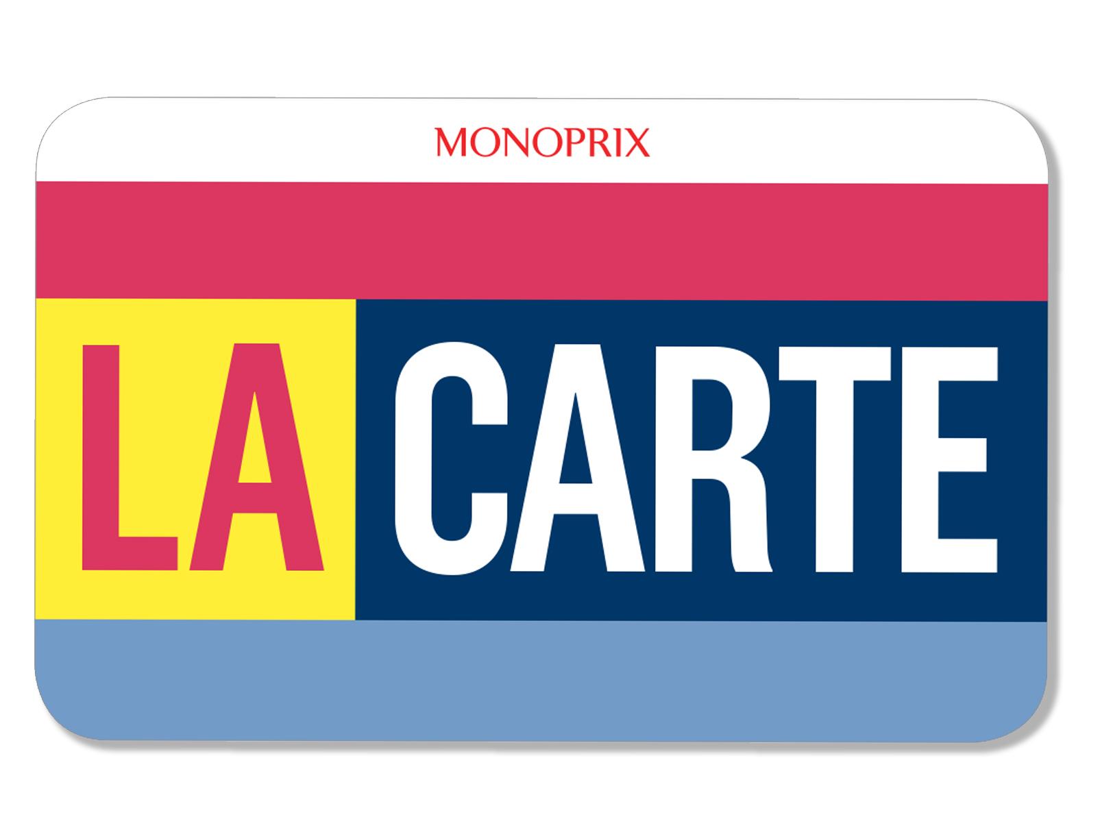 Monoprix abandonne les s miles et lance un - Monoprix nouveau logo ...