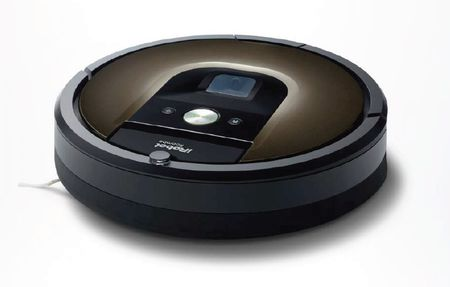 robot aspirateur irobot roomba 980. Black Bedroom Furniture Sets. Home Design Ideas