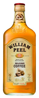 En 2015, William Peel étendra sa gammeavec ce whisky au café.