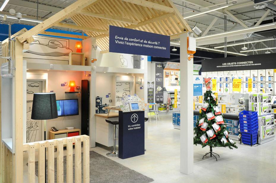 Castorama inaugure un concept de magasin cop - Cours de bricolage castorama ...
