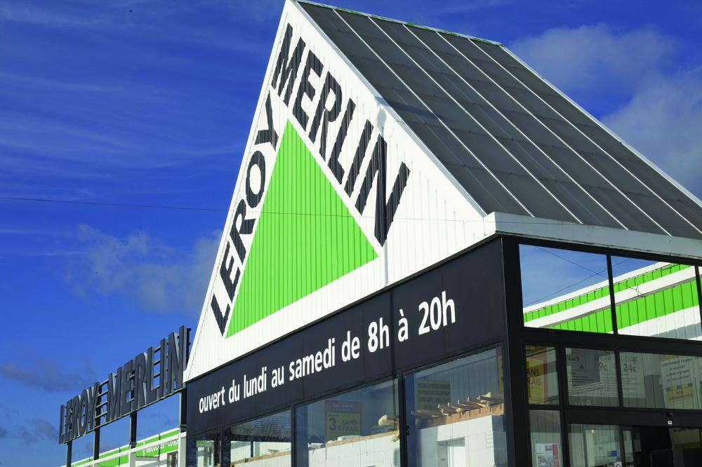 Leroy merlin france a r alis une excellente - Magasin leroy merlin en france ...