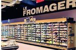 Le rayon FROMAGES