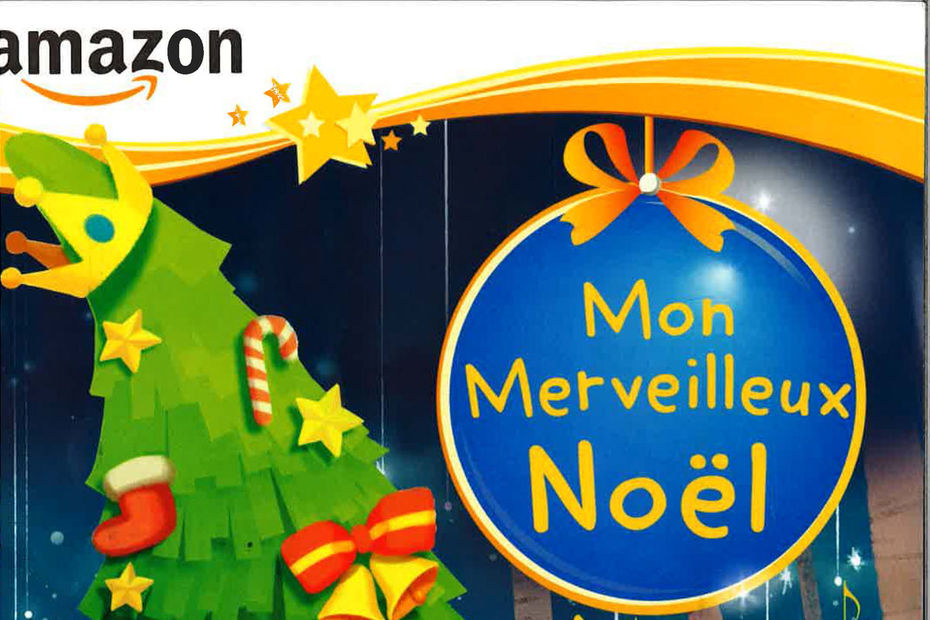 catalogue noel 2018 amazon Amazon publie son catalogue de jeux et de   Loisirs, culture catalogue noel 2018 amazon