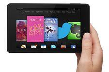 La tablette Fire HD 6 pouces d'Amazon