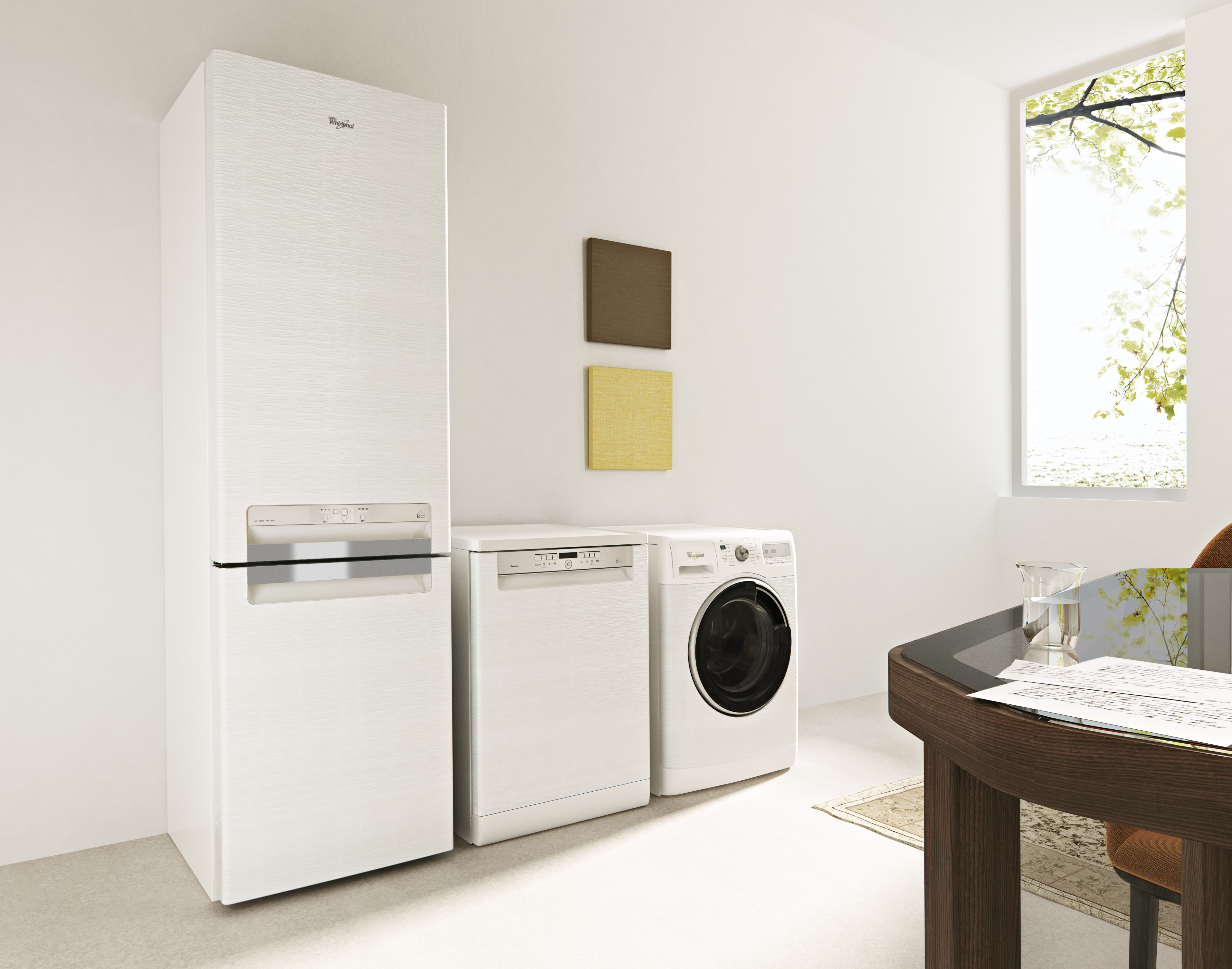 6 me sens live whirlpool d voile sa gamme d 39 appareils connect s de whirlpool. Black Bedroom Furniture Sets. Home Design Ideas