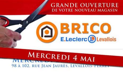 brico leclerc arrive en centre ville bricolage jardinage. Black Bedroom Furniture Sets. Home Design Ideas