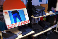 uniqlo se connecte au march saint germain. Black Bedroom Furniture Sets. Home Design Ideas