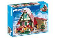 Playmobil enregistre un chiffre d 39 affaires record for Casa playmobil 123