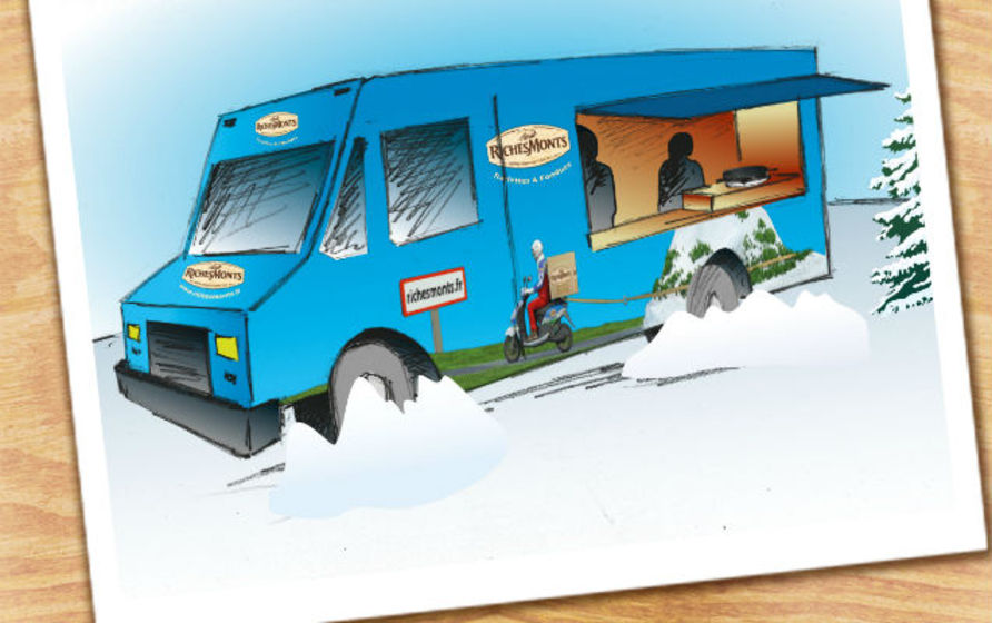 Inno Food Truck Toulouse