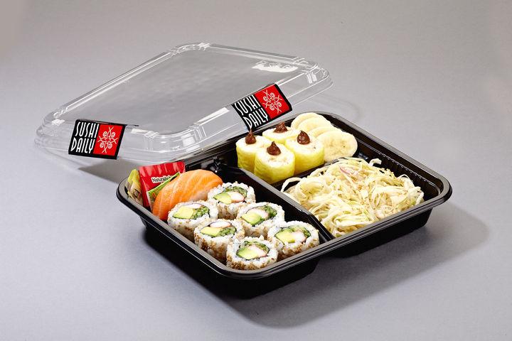 Supermarche casino sushi