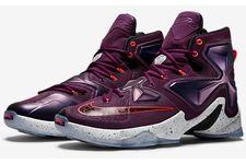 design de qualité 49fad 9f044 La chaussure de basketball « LeBron XIII » de Nike de Nike Inc.